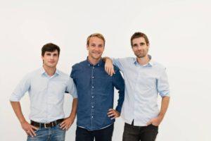Les fondateurs de BackMarket - Source : OuestFrance/BackMarket